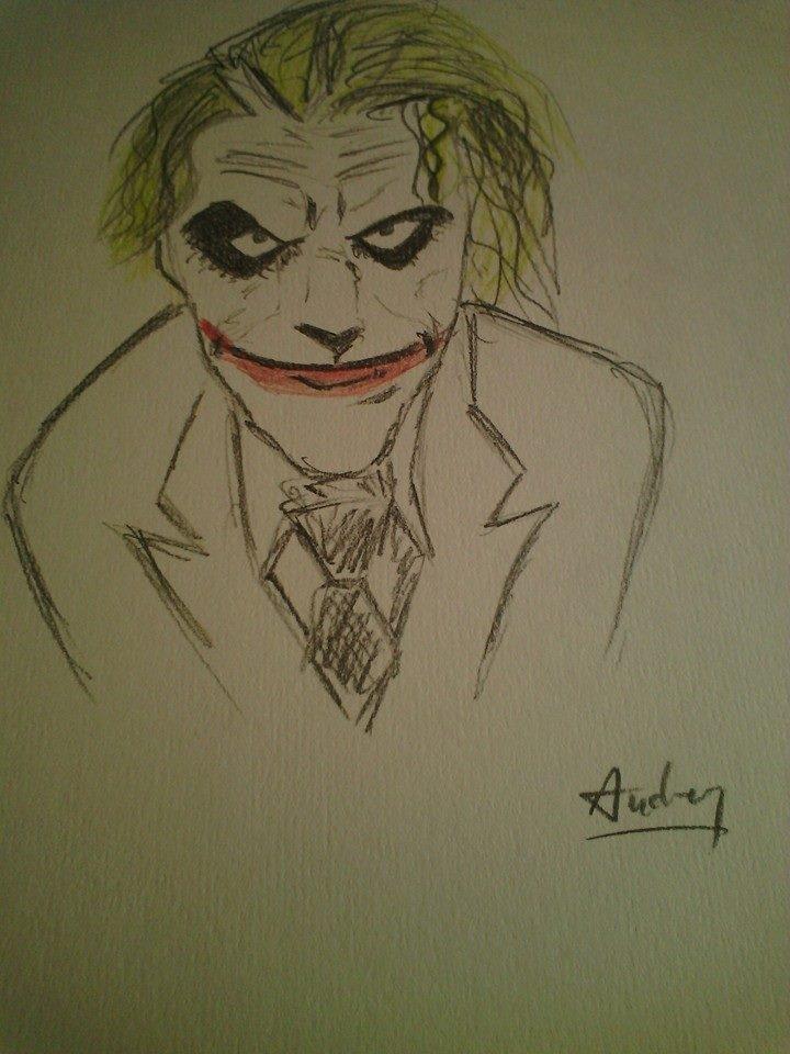 Joker by Tikafod